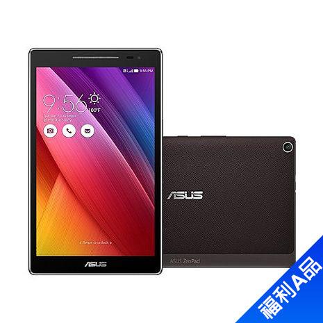 ASUS ZenPad8 Z380KL_16G-(黑)【拆封福利品A級】