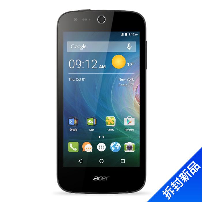 Acer Liquid Z330 4.5吋4G LTE雙卡聰明機(黑)【拆封新品】