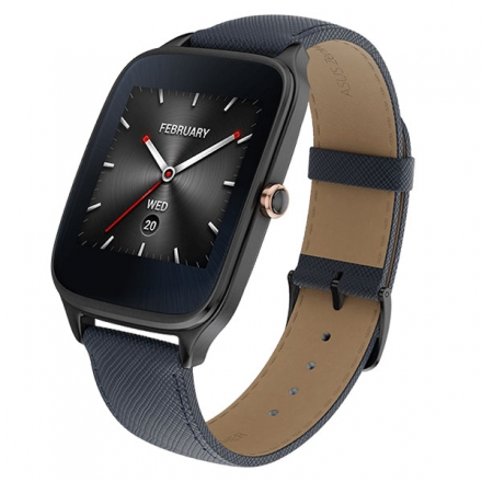 ASUS ZenWatch 2 501男錶_(深藍)(ASUS華碩)