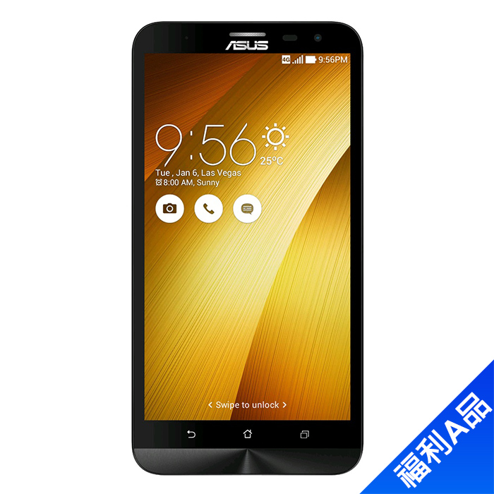 ASUS Zenfone2 Laser ZE601KL_32G-(金)【拆封福利品A級】