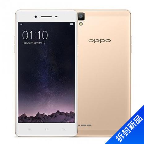 OPPO F1-(玫瑰金)(4G)【拆封新品】