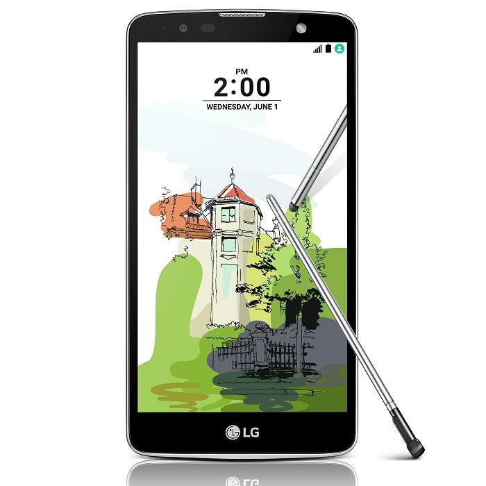 LG Stylus 2 Plus 32G - 潑墨黑 (K535T)