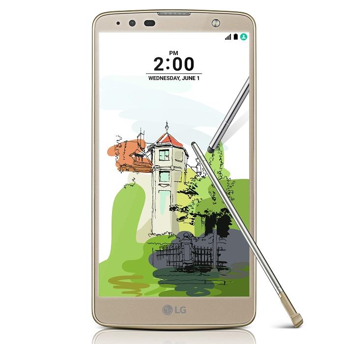 LG Stylus 2 Plus 32G - 麥浪金 (K535T)