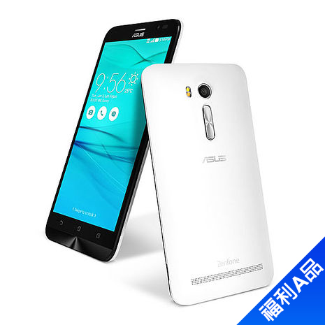 ASUS ZenFone Go TV ( ZB551KL 2G/16G) - 白色【拆封福利品A級】