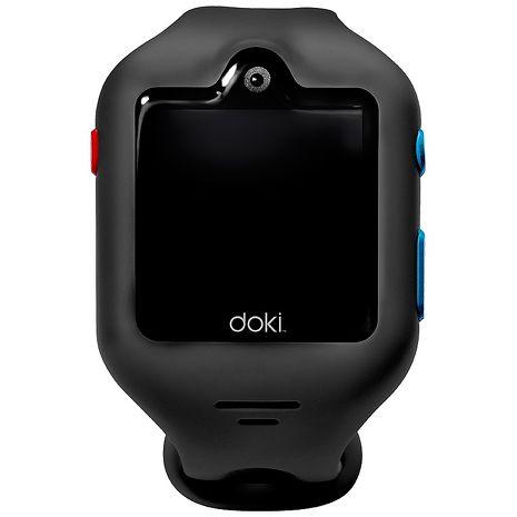 DokiWatch兒童智慧定位手錶-(黑)(3G)