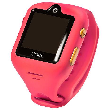 DokiWatch兒童智慧定位手錶-(粉)(3G)