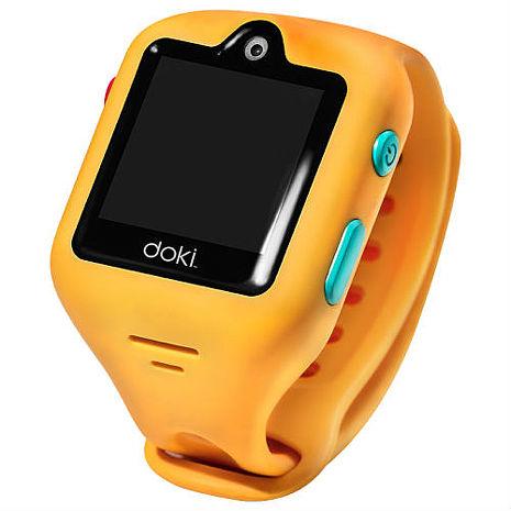 DokiWatch兒童智慧定位手錶-(黃)(3G)