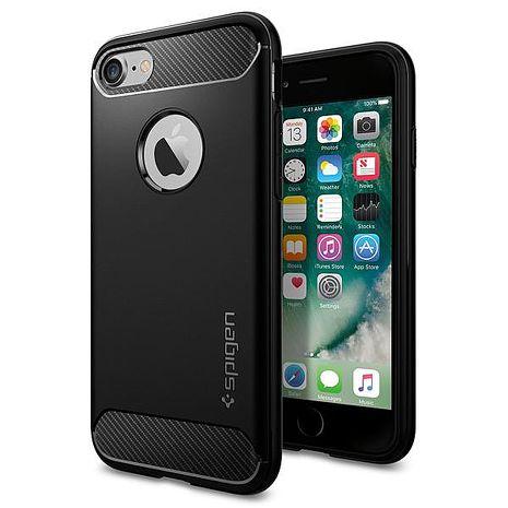 【spigen】iPhone 7 Spigen 彈性防震保護殼