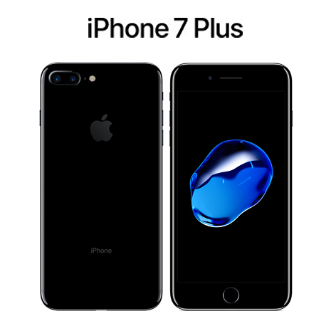 iPhone 7 Plus 128G(曜石黑)