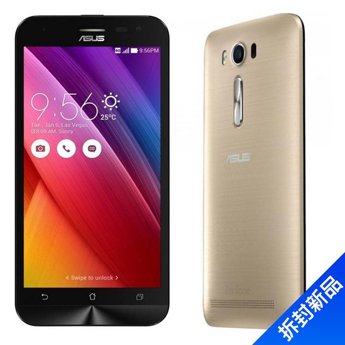 ASUS Zenfone2 ZE500KL_16G-(髮絲紋(金))【拆封新品】