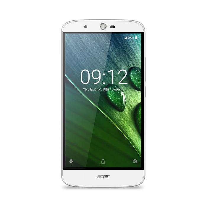 Acer Liquid Zest Plus(白)5.5吋雙卡雙待智慧機