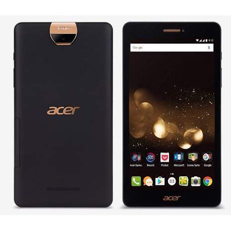宏碁Acer Iconia Talk S 7吋四核LTE通話平板/手機(A1-734) 32G (黑)