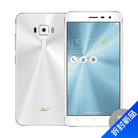 ASUS ZenFone 3(ZE552KL)_64G-(白)【拆封新品】