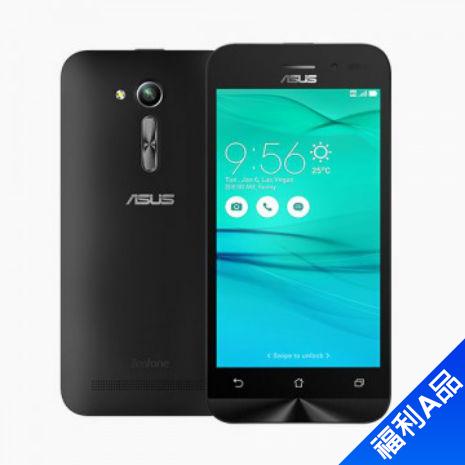 ASUS ZenFone 3 Go 4.5吋 手機 (ZB450KL 1G/8G) - 黑色【拆封福利品A級】