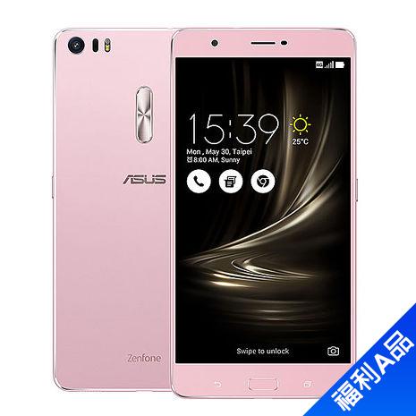 ASUS ZenFone 3 Ultra(ZU680KL)_64G(粉)【拆封福利品A級】