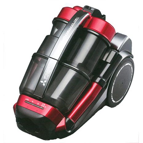 MITSUBISHI三菱 氣旋型吸塵器 TC-ZXA20STW (紅)