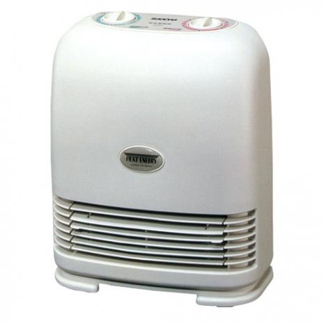 台灣三洋定時陶瓷電暖器R-CF325TA