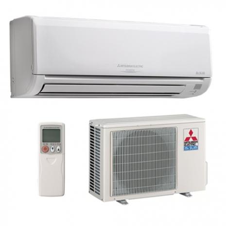 三菱電機4-6坪分離式變頻冷暖MUZ/MSZ-GE35NA