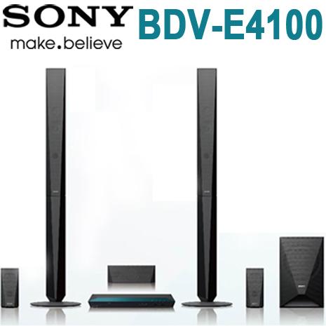 SONY新力 3D藍光家庭劇院(BDV-E4100)*送7-11 禮卷500元