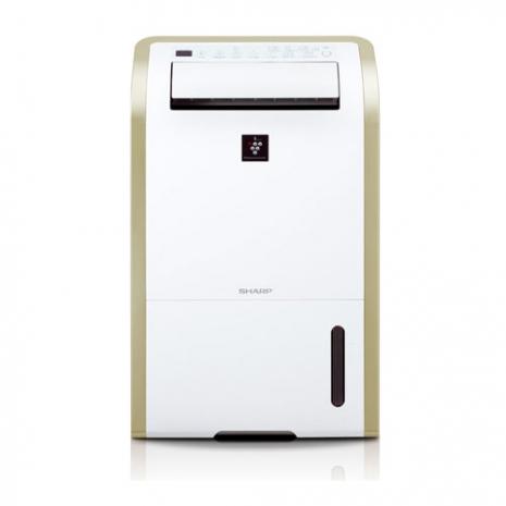 夏普13L自動除菌離子溫濕感應除濕機DW-E13HT