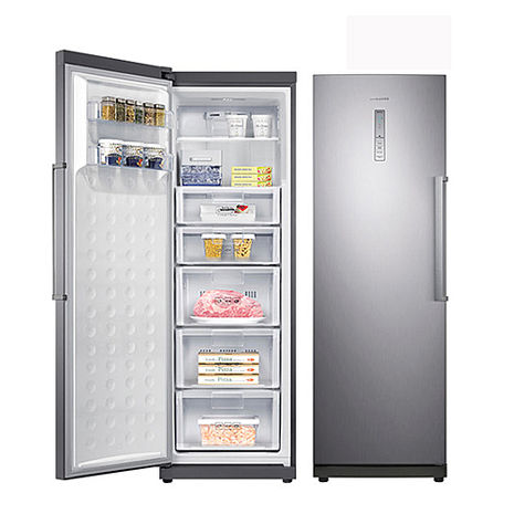 三星298公升TWIN【冷凍冰箱】(左開)RZ28H61557F/TW