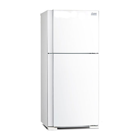 三菱460L智慧變頻一級負離子二門冰箱MR-FT46EH