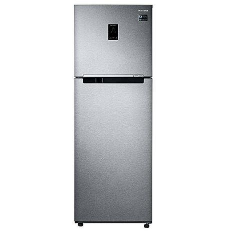 三星323公升雙循環冷流1級雙門冰箱RT32K5535SL/TW