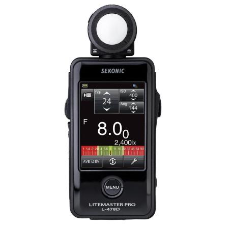 Sekonic L-478D 觸控式測光表 正成公司貨