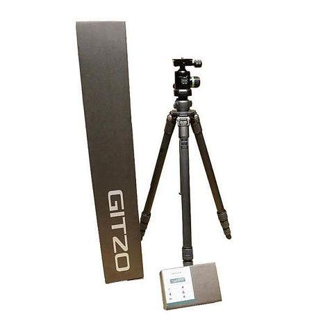 GITZO GT1541+Skyler SH1030 碳纖三腳架套組 送腳架袋