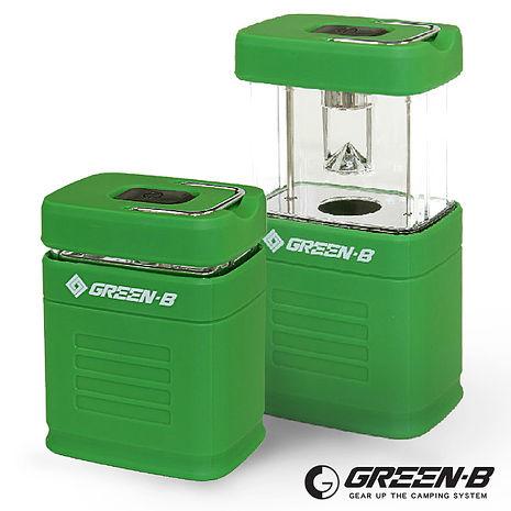 【GREEN-B】 可掛式伸縮迷你LED帳篷燈.營燈.夜燈
