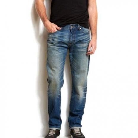 【A/X】2013阿瑪尼J66 微風藍牛仔褲★預購