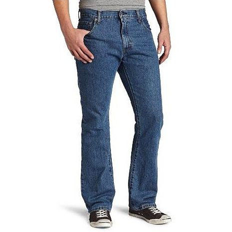 【Levi's】517經典修身靴形石料洗牛仔褲★預購