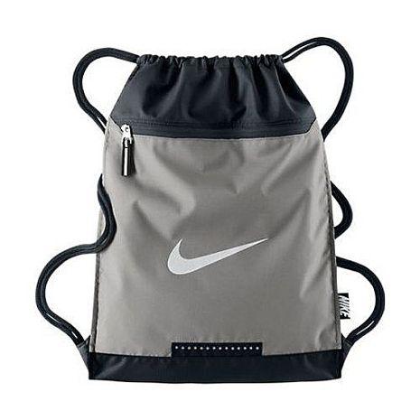 【Nike】2015時尚團隊訓練灰黑色後背包★預購