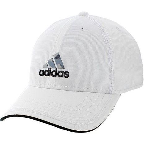 Adidas 2016男時尚Contract經典造型白色帽子★預購