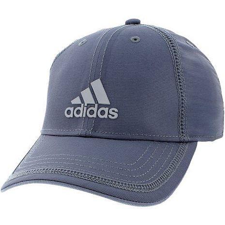 Adidas 2016男時尚Contract經典造型灰藍色帽子★預購