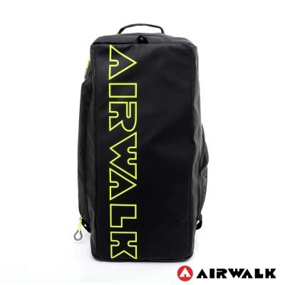 AIRWALK - 大韓流 超空氣感手提後背二用旅行大包 - 管他黑