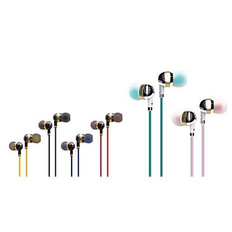 Divas audio DV-2198金屬抗負壓全音域入耳式耳機