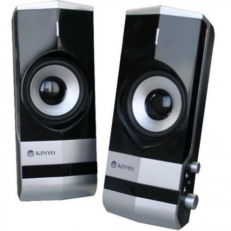 KINYO PS-292二件式多媒體音箱