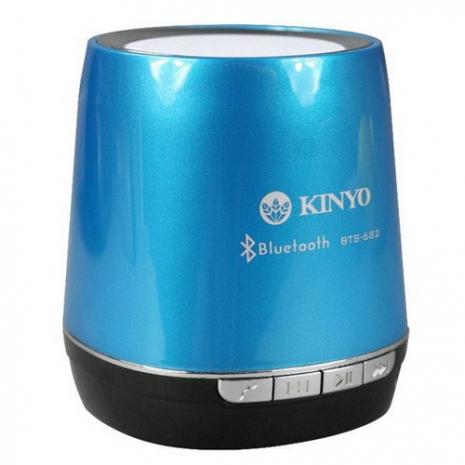 【KINYO】藍牙讀卡音箱(BTS-682)