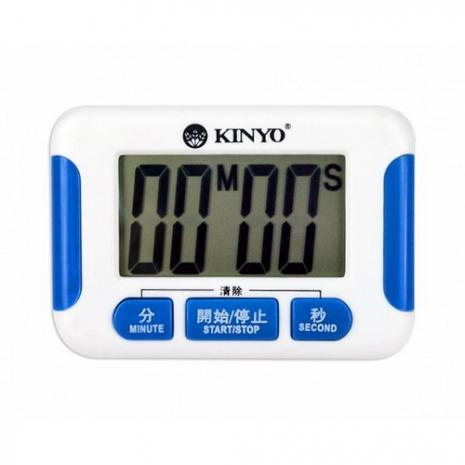 【KINYO】中型電子式正倒數計時器(TC-5)