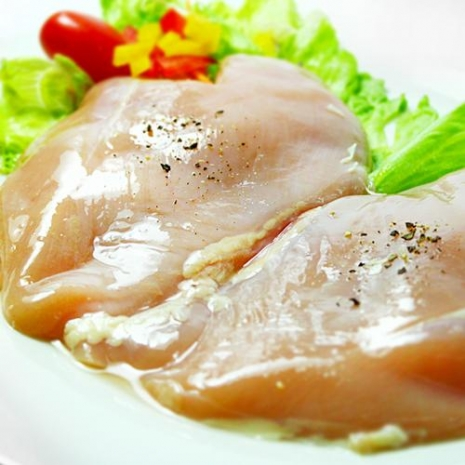 【卜蜂】去骨雞胸肉真空包20片(每包2片/250g/共10包)(活動品)