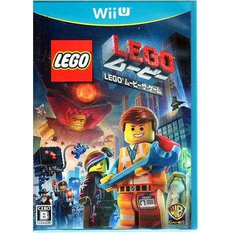 Wii U遊戲 樂高玩電影 The Lego Movie Videogame (日文日版)