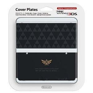 NEW 3DS專用 任天堂原廠 主機 上下 外殼 替換面板 New N3DS薩爾達傳說 眾神的三角神力款 NO.055