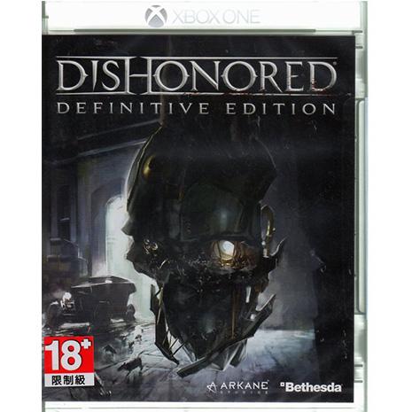 現貨中 XBOXONE 冤罪殺機 決定版 Dishonored Definitive 英文亞版