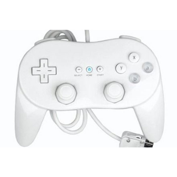 Wii U 專用 新款副廠傳統控制器專業版 Retro Controller PRO 傳統手把
