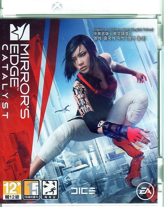 現貨中XBOXONE遊戲 靚影特務 關鍵催化 Mirror's Edge Catalyst中文亞版