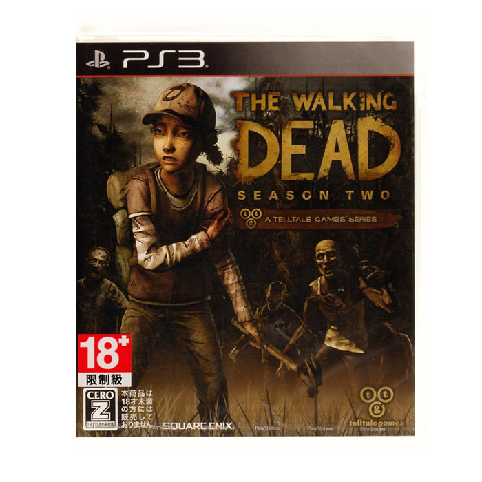現貨中 PS3遊戲 陰屍路 第二季 The Walking Dead: Season 2 日文日版