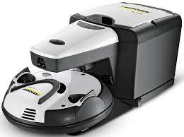 KARCHER德國凱馳 智慧型掃地機器人(RC 4000)