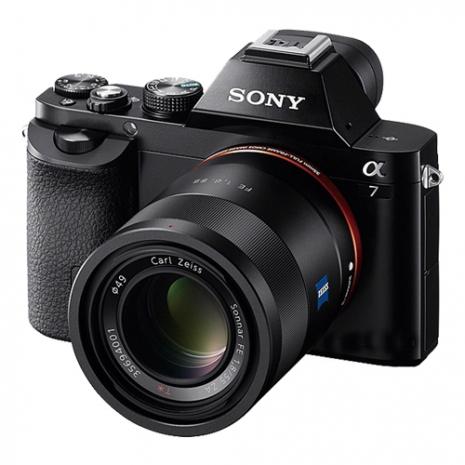 SONY A7 專業級全片幅微型單眼相機(平行輸入)