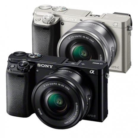 SONY A6000 附16-50mm 變焦單鏡組(中文平輸)~送64G+副電+雙鏡包等好禮